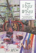 From Vines to Wines Book