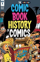 Comic Book History of Comics #1