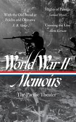World War II Memoirs: the Pacific Theater (LOA #351)