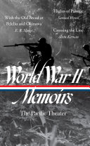 World War II Memoirs  the Pacific Theater  LOA  351  PDF