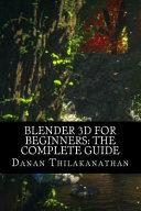 Blender 3D for Beginners PDF
