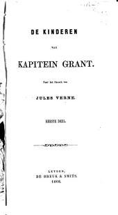 De Kinderen van kapitein Grant: Volumes 1-3