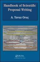 Handbook of Scientific Proposal Writing PDF