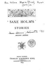 Saxe Holm's Stories: Second Series
