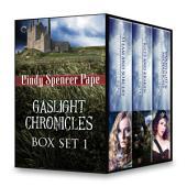 Gaslight Chronicles Box Set 1: Steam & Sorcery\Kilts & Kraken\Moonlight & Mechanicals