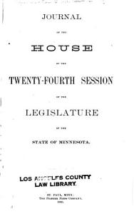 Journal of the House of Representatives  During the     Session of the Legislature of the State of Minnesota PDF