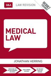 Q&A Medical Law: Edition 3