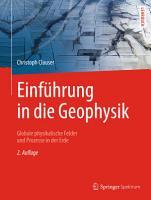 Einf  hrung in die Geophysik PDF