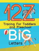 12Z Tracing For Toddlers and Preschool BIG Letters