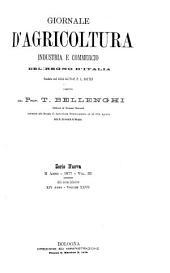 Giornale di agricoltura, industria e commercio del regno d'Italia: Volume 27