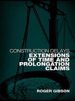 Construction Delays PDF
