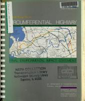Circumferential Hwy Construction, Chittenden County: Environmental Impact Statement