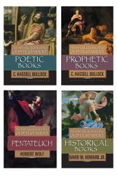 Introduction to the Old Testament, set of four books (Prophetic, Poetic, Pentateuch, Historical)
