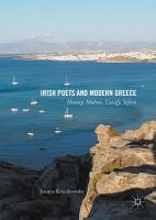 Irish Poets and Modern Greece PDF