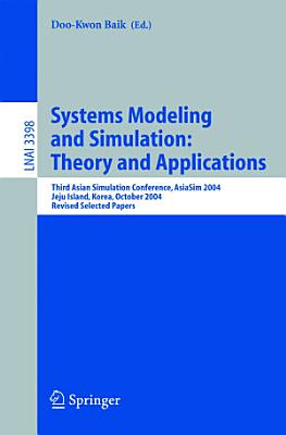 Systems Modeling and Simulation: Theory and Applications
