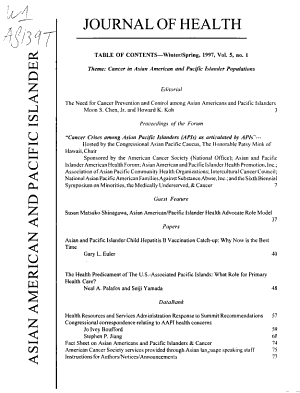 Asian American and Pacific Islander Journal of Health PDF