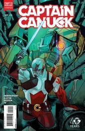 Captain Canuck #2: Aleph Part 2