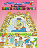 Richard Scarry s Best Mysteries Ever