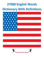 27000 English Words Dictionary With Definitions PDF