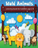 Wold Animals Coloring Book for Toddlers PDF