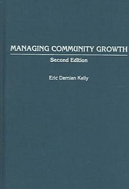 Managing Community Growth PDF