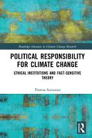 Political Responsibility for Climate Change PDF