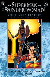 Superman/Wonder Woman: Whom Gods Destroy (1996-) #1