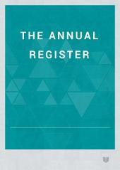 The Annual Register: Volume 119
