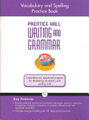 Writing and Grammar Vocabulary and Spelling Workbook 2008 Gr10 PDF