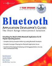 Bluetooth Application Developer's Guide