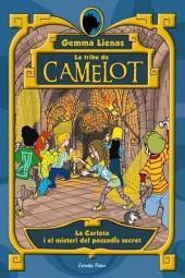 2. La Carlota i el misteri del passadís secret