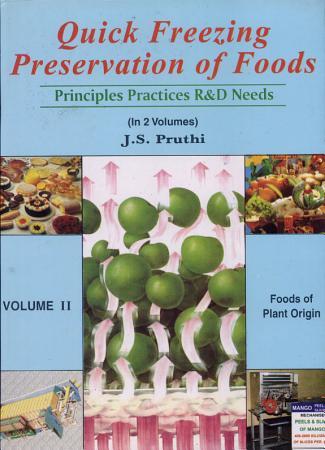 Quick Freezing Preservation of Foods  Foods of plant origin PDF