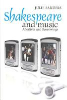 Shakespeare and Music PDF