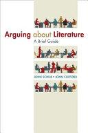 Arguing about Literature  A Brief Guide PDF