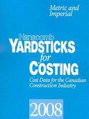 Yardsticks for Costing