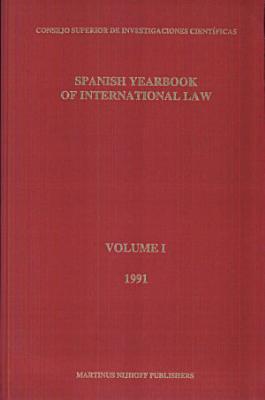Spanish Yearbook of International Law 1991 PDF