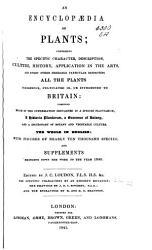 An Encyclop  dia of Plants PDF