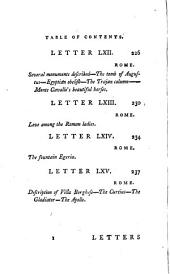 Sentimental Letters on Italy: Written in French by President Dupaty, in 1785. Published at Rome in 1788, and Translated the Same Year by J. Povoleri, at Paris. ...