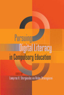 Pursuing Digital Literacy in Compulsory Education