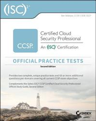 ISC 2 CCSP Certified Cloud Security Professional Official Practice Tests PDF