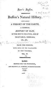 Barr's Buffon. Buffon's Natural History: History of man continued
