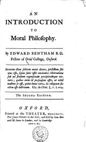 An Introduction to Moral Philosophy: Volume 5