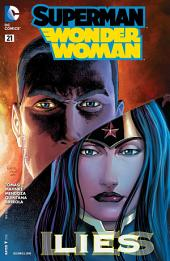 Superman/Wonder Woman (2013-) #21