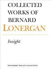 Insight: A Study of Human Understanding, Volume 3