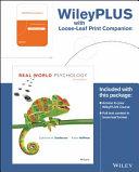 Real World Psychology 2nd Edition Binder Ready Version PDF