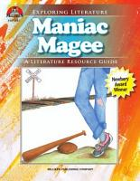 Maniac Magee  eBook  PDF