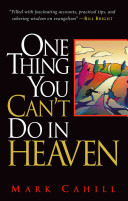 One Thing You Can t Do In Heaven