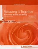 Weaving It Together  Instructor S Manual  Books 3 And 4  PDF