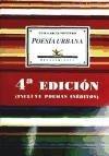 Poesía urbana: antología, 1980-2010