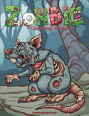 Zombie Coloring Book 3